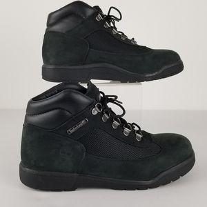 Timberland Black Boots Boys Size 6